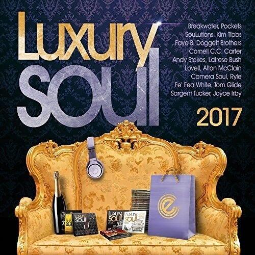Luxury Soul 2017 - 3 DISC SET - Luxury Soul 2017 (2017, CD NEUF)