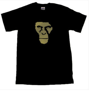 Planet-of-The-Apes-Style-T-SHIRT-ALL-SIZES-Black