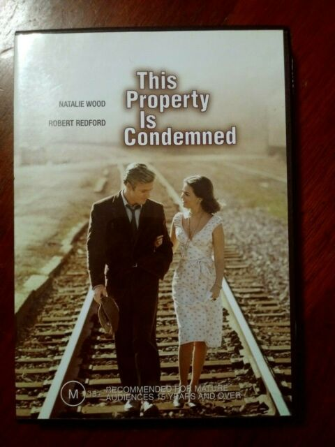 This Property is Condemned DVD