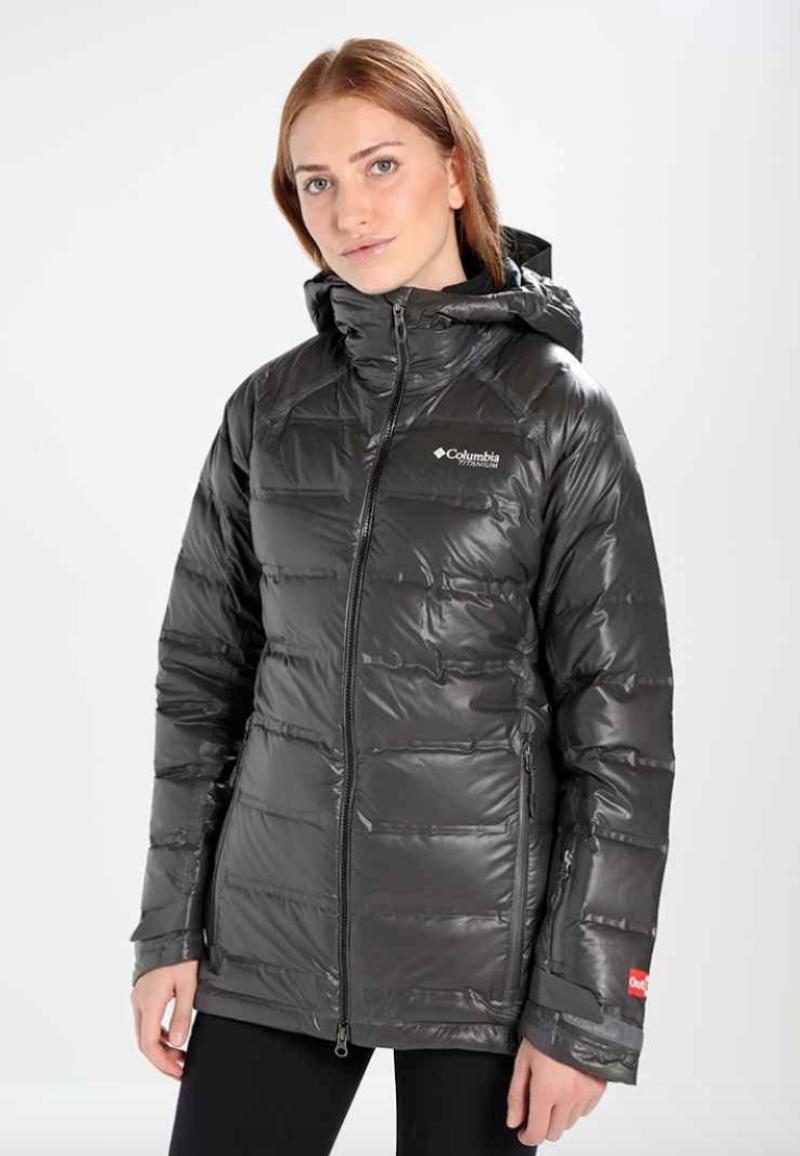 Columbia Womens XS S OutDry EX extrém Gyémánt Down kabát Jacket Kapucnis  Kapucnis téli kabát extrém 8b91348007