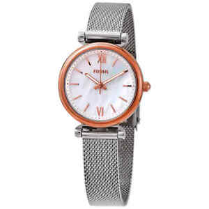 Fossil-Carlie-Quartz-White-MOP-Dial-Ladies-Watch-ES4614