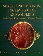 Seals Finger Rings Engraved Gems Amulets Greek Roman Sassanian Bactrian Akkadian