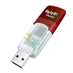AVM FRITZ!WLAN USB Stick N WLAN v2 300 Mbit/s WPA2/WPA Wireless LAN