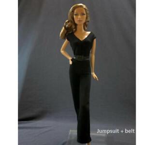 Handmade-Doll-jumpsuit-for-12-034-Doll-Barbie-FR-Silkstone-Tall-barbie