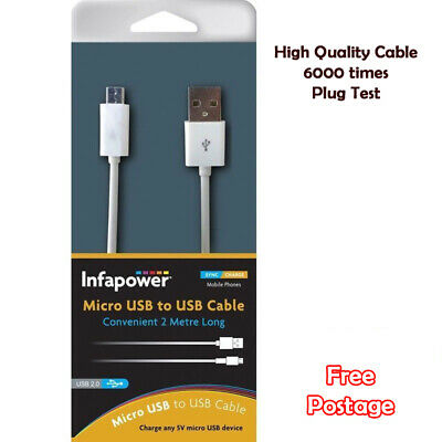 Infapower USB Intelligent Mains Charger