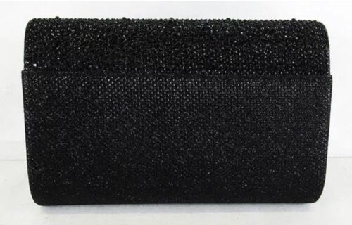 Black Inc Concepts Clutch crossbody79 New Rhinestone International Bow 50 NnkX0wPZ8O