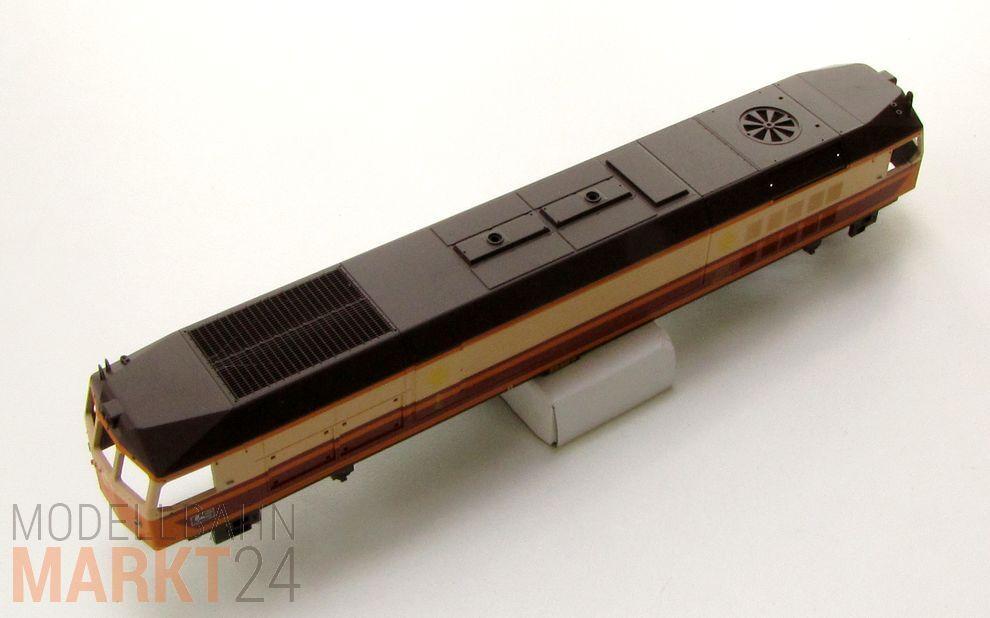 Chassis di ricambio RENFE 319.219.2 ad esempio per ROCO TRENO d319 Estrella traccia h0 NUOVO