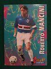 CALCIO 97 1997 CARDS n.96 SAMPDORIA ROBERTO MANCINI , Figurina Card Panini NEW
