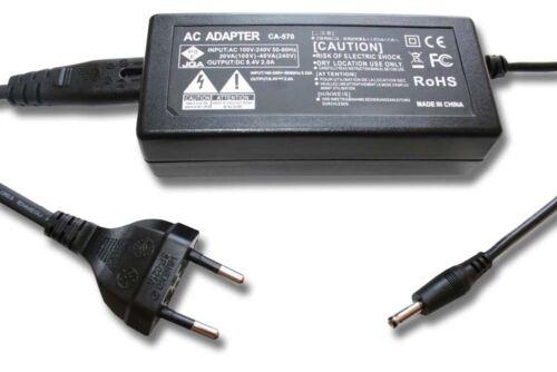 original vhbw® Netzteil Adapter für CANON MV-700 MV-830i MV-750i