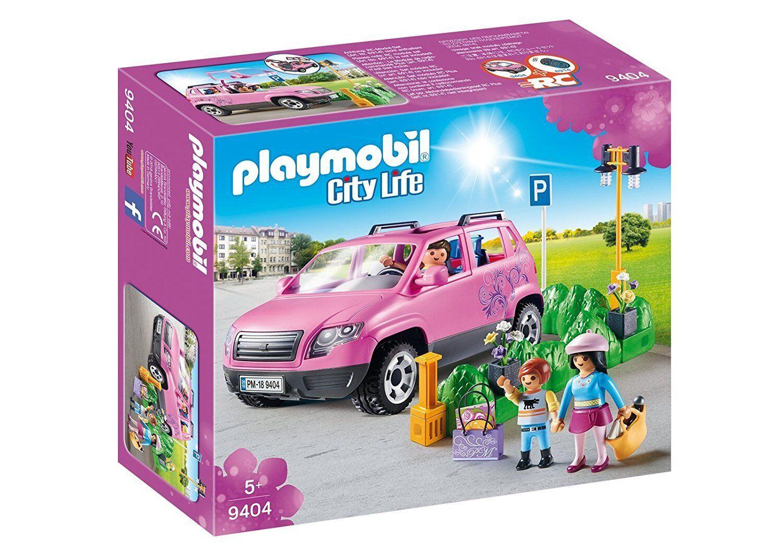 Playmobil - City Life - 9404 - Familien-PKW mit Parkbucht - NEU OVP