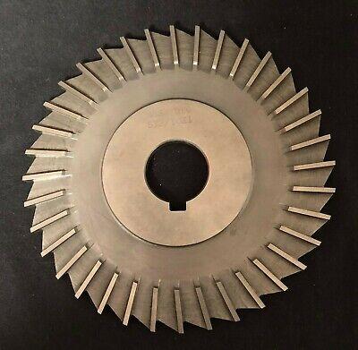 "HSS Milling Slitting Slotting Cutter Saw 5/""x 3//32/""x 1 1//4/"" 40T NEW"