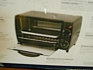 Elite Cuisine Maxi Matic Toaster Oven Broiler 4 Slice