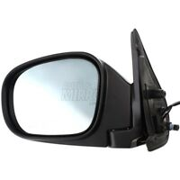 Fits Qx4 01-03 Driver Side Mirror Replacement - Heated