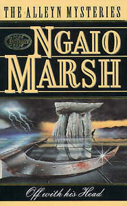 Off-With-His-Head-Marsh-Ngaio-Used-Good-Book