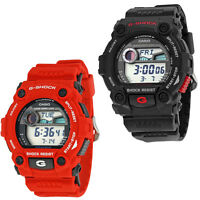 Casio G7900-1 G-Shock Rescue Digital Sport Mens Resin Watch (Black or Red)