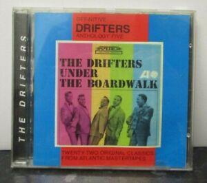 DRIFTERS-Under-The-Boardwalk-CD-ALBUM