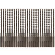 25pcs Sds Plus 316 X7 Rotary Hammer Concrete Masonry Drill Bit Carbide Tip