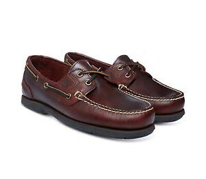 Timberland Herren Schuhe Authentics 2 Eye Classic TB025045 Bootsschuhe Boot