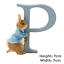 BEATRIX-POTTER-Alphabet-Letters-10-OFF-FOR-2-Border-Fine-Arts-Peter-Rabbit