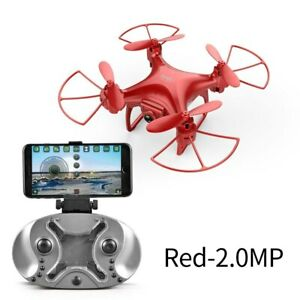 S26 mini four-axis aircraft HD wifi aerial camera remote control aircraft