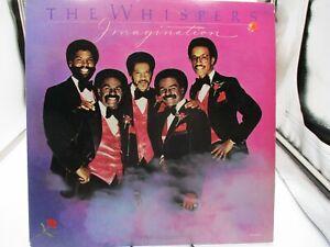 The Whispers - Imagination - Solar – BZL1-3578  1980 LP  Soul, Disco VG+ c VG+