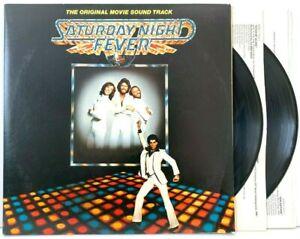 Saturday-Night-Fever-Original-Movie-Soundtrack-RSO-RS-2-4001-Vinyl-Record-Album