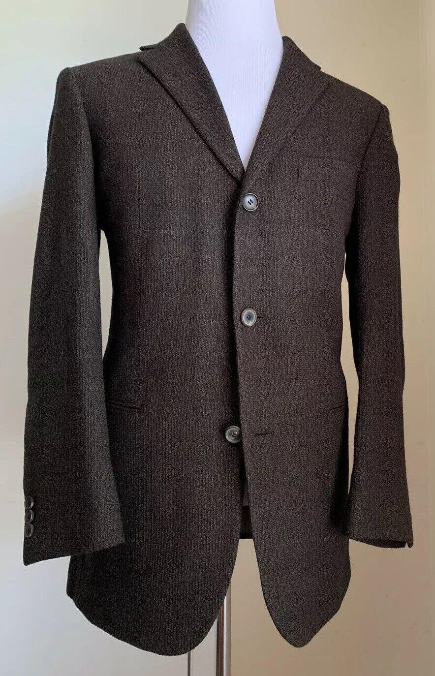 New Hugo Boss Men's Wool Cashme Sport Coat Blazer Brown 40 US ( 50 Eur )