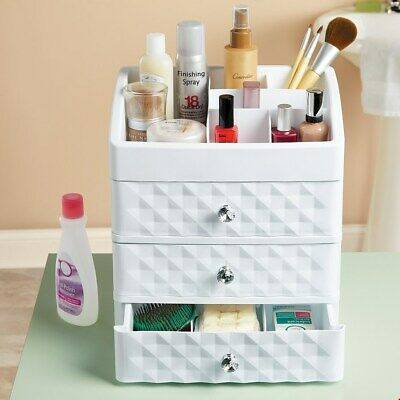 Drawer And Makeup Storage Organizer For