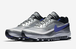 Details about 2018 Nike Air Max 97 BW SZ 11.5 Metallic Silver Persian Violet AO2406 002