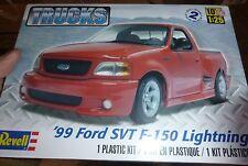 Revell 1999 Ford SVT F-150 Lightning Pickup Truck 1/25 Model Car Mountain KIT FS