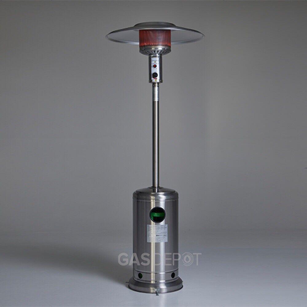 REALGLOW 13KW Umbrella Gas Patio Heater