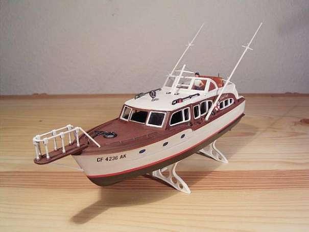 Revell H-387 1 56 56 56 SPORT FISHING BOAT Neu    Einfach zu bedienen  0cbde9