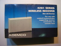 Ademco Honeywell 4281h 4281 H Rf Receiver Use W/5700 Series Complete &