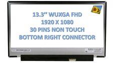 "LG PHILIPS LP133WF2 SP L3 LAPTOP LED LCD Screen BOTTOM RIGHT 13.3/"" Full-HD"
