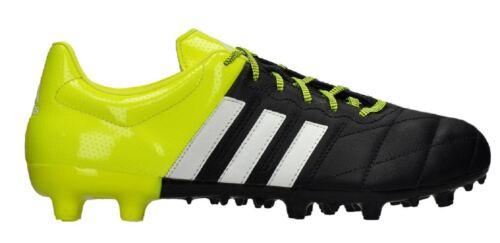 release date 8b63a 250df ag de Fg 3 Leat Ace Botas Adidas b32810 Amarillo hombre negro fútbol 15  para wFqIBpaAcn