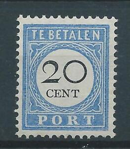1894TG-Nederland-Portzegel-P25-postfris-mooie-zegel-zie-foto-039-s