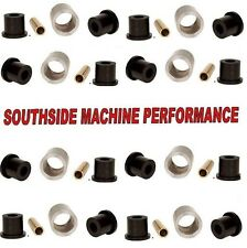 (8) 4 Link Bar End w/ Poly Bushing DOM Tubing Air Ride Suspension Bag Weld on