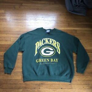 Vintage-Green-Bay-Packers-XXL-Sweatshirt-LEE