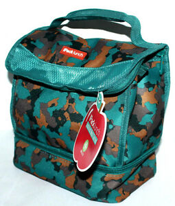 Image Is Loading Ipack Lunch Bag Box Kit Tote Insulated Meal