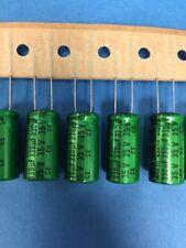 Lot Of 25 Ce1v331mscanv 35v 330uf 125c Radial Electrolytic Capacitors Sanyo