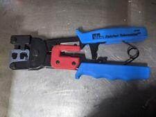 Ideal Ratchet Telemaster Crimp Tool 30 696 Rj 11 Rj 45 New
