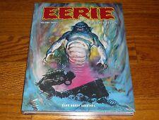 Eerie Archives Volume 3, SEALED, Warren, Dark Horse, hardcover Frank Frazetta +