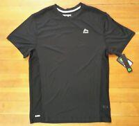 Mens Rxb Black Performance Active Shirt Size Medium M $48