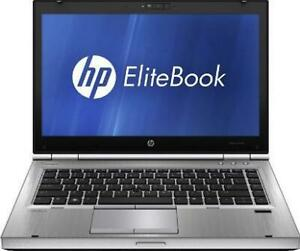 HP 8470 LAPTOP i5-3310 2.5GHZ / 4GB / 500GB HDD City of Toronto Toronto (GTA) Preview