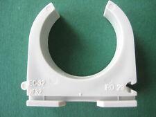 Klemmschelle Quickschelle für PVC KuPa Rohr M32 50 Stk
