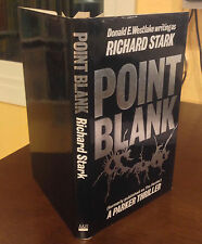 Richard Stark Point Blank 1st HB edition Allison & Busby SIGNED FINE RARE
