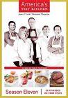 America S Test Kitchen Season 11 DVD Region 1
