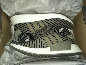 295be78cb Image is loading ADIDAS-NMD-R2-OLIVE-SZ-10-DEADSTOCK-DS-