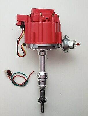 1990-1995 FORD 5.8L 351 EFI DISTRIBUTOR ELECTRIC FUEL INJECTION  RED NEW