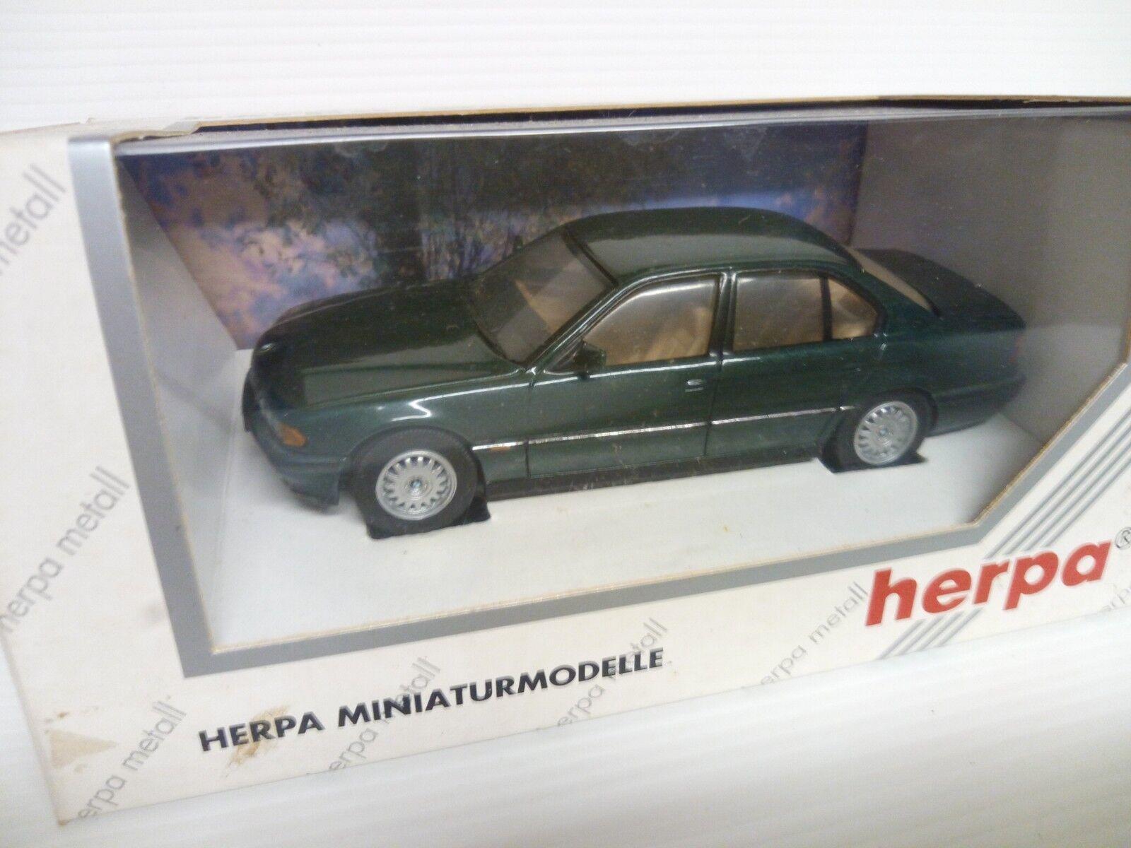 HERPA 1 43 BMW 740 RARA